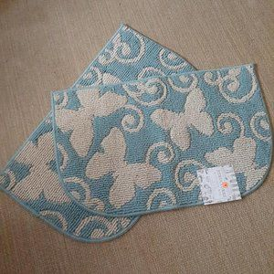 NWT Set of 2 Structure Kitchen Rugs